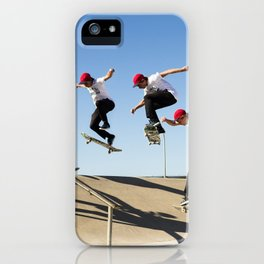 Bigspin iPhone Case