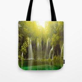 WATERFALL1 Tote Bag