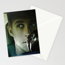 Ryan Gosling - Drive Stationery Cards