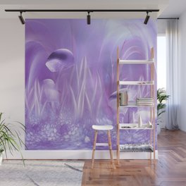 The Cradle of Light Wall Mural