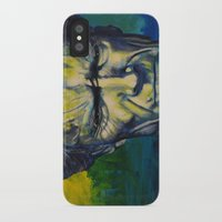 clint eastwood iPhone & iPod Cases featuring Clint Eastwood by Boaz