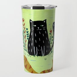 Mischievous Travel Mug