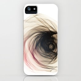 Vortex iPhone Case