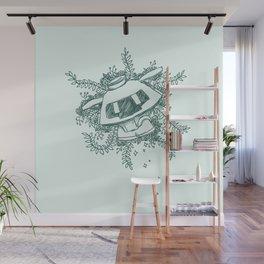 Mei's Helper Wall Mural
