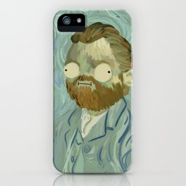 Vincent Van Goof iPhone Case