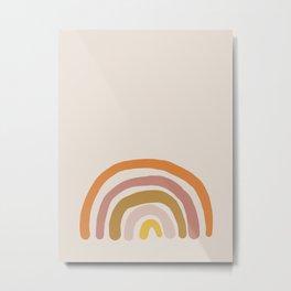 paint rainbow Metal Print