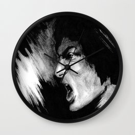 Blow Your Brains Out  Wall Clock