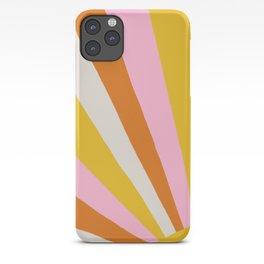 sunshine state of mind iPhone Case