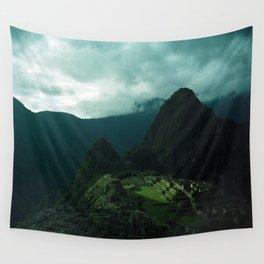 Machu Picchu NO3 Wall Tapestry