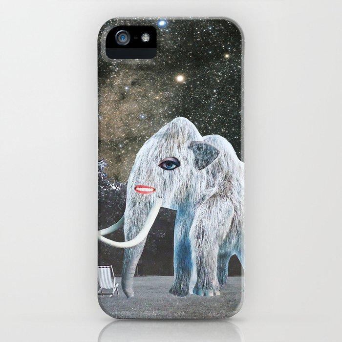 Strange Worlds iPhone Case