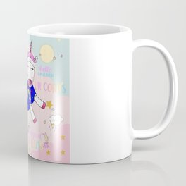 Unicorn Dreams Coffee Mug