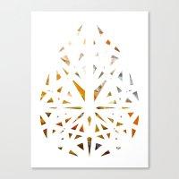 prism Canvas Prints featuring Prism  by Tayler Kiiim