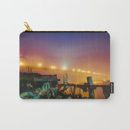 Halifax meets Vice City Carry-All Pouch