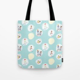 Young At Heart Tote Bag