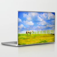 alone Laptop & iPad Skins featuring Alone by ThePhotoGuyDarren
