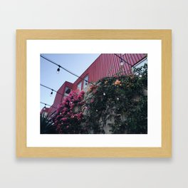 A Day in Venice Framed Art Print