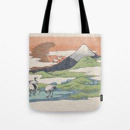 Godzilla Atom Tote Bag