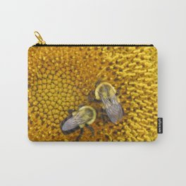 Busy Bees Carry-All Pouch
