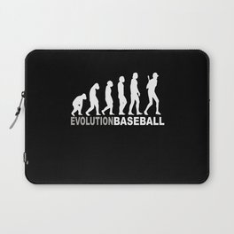 Evolution Baseball Laptop Sleeve