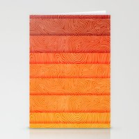 sunrise Stationery Cards featuring Sunrise by Diogo Verissimo