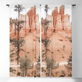Landscape Of Bryce National Park Photo | Utah Nature Art Print | USA Digital Travel Photography Blackout Curtain