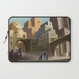 Fantasy Moroccan City Laptop Sleeve