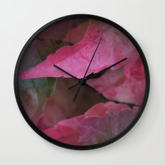 fall is coming -6- Wall Clock