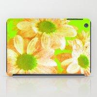 vintage flowers iPad Cases featuring Vintage Flowers by Vitta