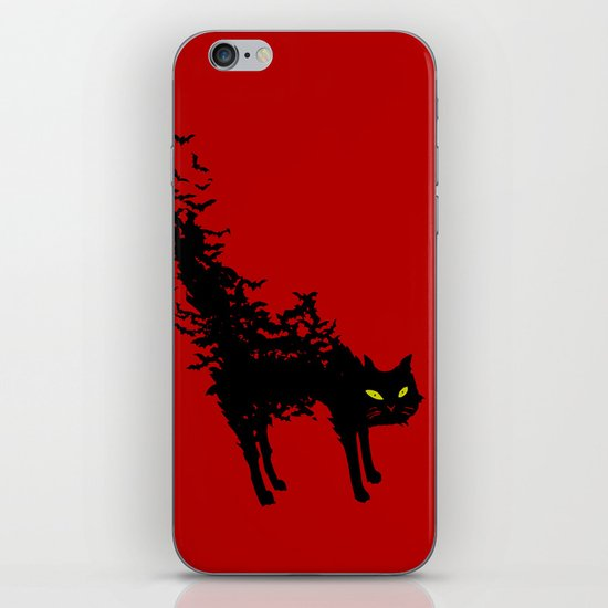 Freaking Meow iPhone & iPod Skin