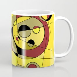 Abstract #45 Coffee Mug