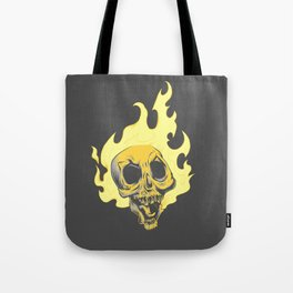 Ghost Drifter Tote Bag