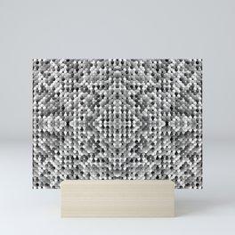 3105 Mosaic pattern #2 Mini Art Print