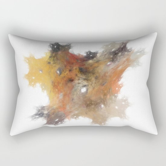 a Galaxie  (A7 B0197) Rectangular Pillow