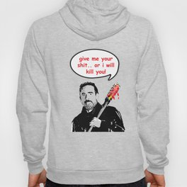 lucille is hungry Hoody