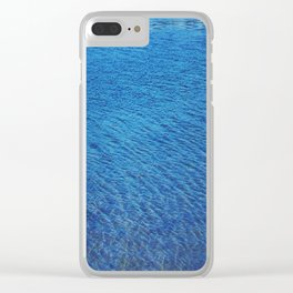 #WATERISLIFE fig. 2 Clear iPhone Case