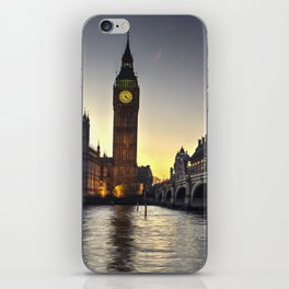 Westminster London iPhone Skin