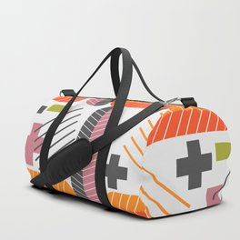 Pluses and minuses Duffle Bag