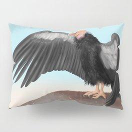 California Condor Magnificent Bird Pillow Sham