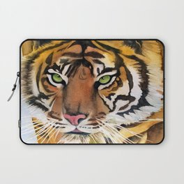 Walking Tiger Laptop Sleeve
