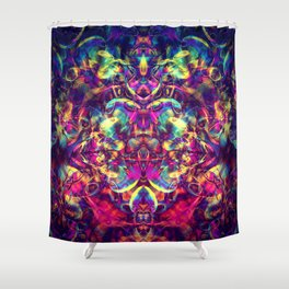 The Dragon Within Shower Curtain