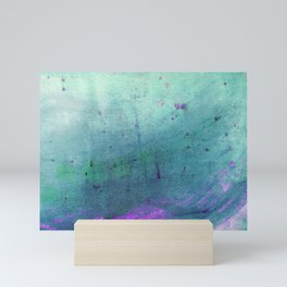 Deep Into The Ocean Mini Art Print