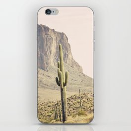 Superstitious Mountain iPhone Skin