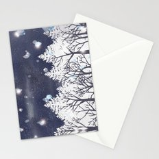 Snow grittering   Miharu Shirahata Stationery Cards