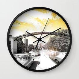 Corvair Avenue Wall Clock