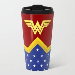 Wonder Of Woman - Superhero Travel Mug