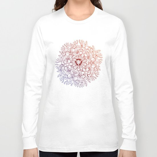 Tentacle Madness Long Sleeve T-shirt