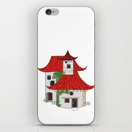 Little home iPhone Skin