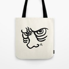 I Know Who You Are (PM) Tote Bag