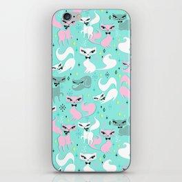 Swanky Kittens iPhone Skin