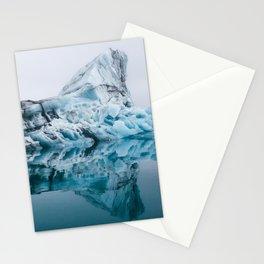 Jökulsárlón Glacier Lagoon Stationery Cards